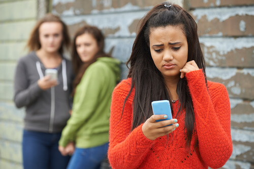 Dealing with Teen Bullying