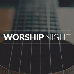 HS Worship Night @ CCS Auditorium