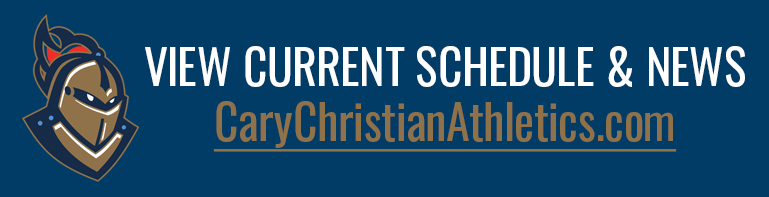 Athletics – Cary Christian School