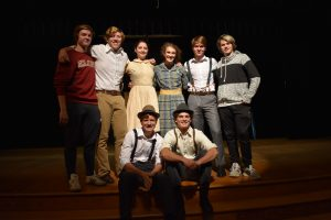 An Evening of One Acts @ CCS Auditorium